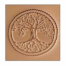 Tree Of Life Craftool 3-D Stamp Tandy Leather 8686-00