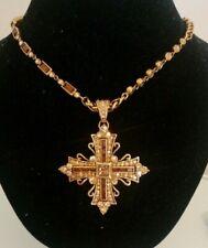 Cross Pin Pendant