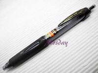 5 x Uni-Ball Power Tank SN-200PT Retractable Ballpoint Pen 1.0mm Medium , BLACK