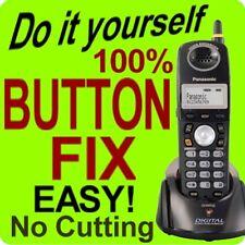 BUTTON REPAIR > Panasonic Keypad KX-TGA242b KX-TGA242w KX-TGA242cp KX-TG2420