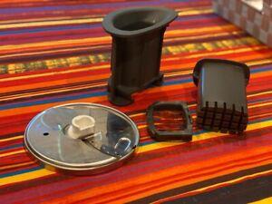 Magimix cutting cubes, strips, French-Fry Kit 3200XL 4200XL 5200XL
