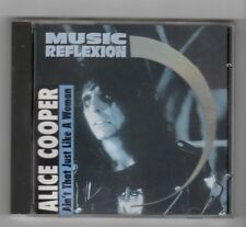 (HX997) Alice Cooper, Ain't That Just Like A Woman - 1994 CD