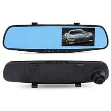Car Rearview Reversing Video Camera Mirror DVR Dashcam 4.3 inch Monitor 1080P PQ