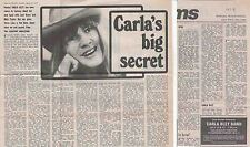 CARLA BLEY : CUTTINGS COLLECTION -interview-