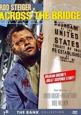 Across The Bridge 0089859888625 With Rod Steiger DVD Region 1