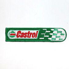 Castrol Petrol oil Motor Sports Racing F1 Team Car Motorcycles Shirt Iron Patch