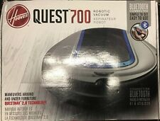 Hoover Quest 700 Bluetooth Robotic Vacuum Cleaner lightly used