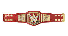 WWE UNIVERSAL CHAMPIONSHIP REPLICA WRESTLING MINI BELT TITLE 12 INCHES