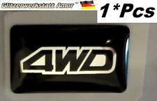 1*Pcs Auto PKW Styling Epoxy Sticker Abzeichen Aufkleber >Universal *1A-Qualität