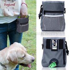 Dog Training Treat Waist Bait Agility Snack Bag Puppy Pet Pouch Reward Obedience