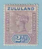 ZULULAND 17 MINT HINGED OG * NO FAULTS VERY FINE !