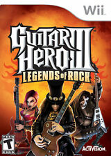 Guitar Hero III: Legends of Rock (Nintendo Wii, 2008) - Japanese Version