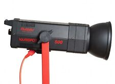 Multiblitz Varispot 500 Flash Head with Pro 500 Proj' attachment & USRIS unit
