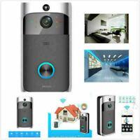Two-Way Bell WiFi Wireless Video Door PIR Doorbell HD Talk Security Smart Camera