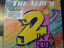 2 In A Room ‎– The Album Vol. 1 LP VINYL RECORD - 1989 RARE!