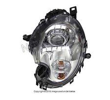 Mini Cooper R55 R58 R60 Bi-Xenon Headlight W/ White Turn Signal OEM NEW