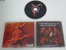 ROSEMARY'S BILLYGOAT/EVILUTION(PORTERHOUSE PHR 1005) CD ALBUM