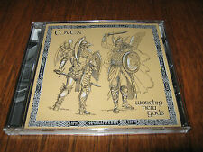 "COVEN ""Worship New Gods"" CD  manilla road pagan altar"