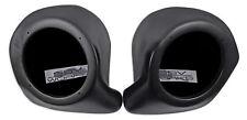 "SSV Works Yamaha YXZ 6.5"" Speaker Pods Enclosures, Front Kick Panels 4 all Years"
