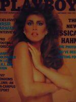 Playboy September 1988 | Jessica Hahn Laura Richmond Elite Models     #7512