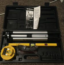 wickes rotating laser level kit