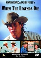 When The Legends Die DVD Richard Widmark Frederic Forrest