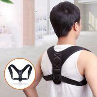 1x Schultergurt Rückengürtel Rückenbandage Haltungskorrektur Geradehalter Zurück