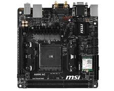 MSI A68HI AC AMD A68 WiFi AC AMD FM2+ Mini ITX       STOCKTAKE SPECIAL     [F45]