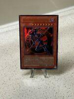 Yugioh Card Dark Magician Of Chaos IOC-065 Ultra Rare Holo Unlimited Edition NM