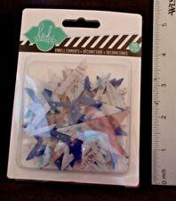 Heidi Swapp Acrylic Stars Embellishments 38 pieces