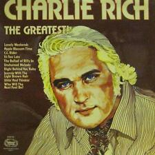 Charlie Rich(Vinyl LP)The Greatest-Hallmakr-SHM 839-UK-VG+/Ex