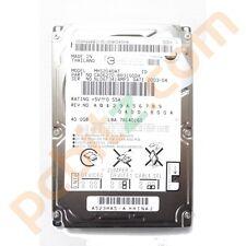 "Fujitsu MHS2040AT 40 GB IDE 2.5"" disco duro portátil"