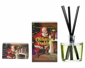 Wavertree and London Scent & Christmas Packs - Diffuser + Candle + Soap