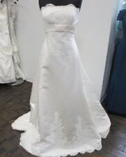 San Patrick Etolia bridal dress - size 14 - off white (74L)