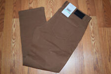 NWT Mens Perry Ellis Partridge 5 Pocket Straight Classic Pants Chinos W 36 L 30