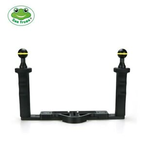 Meikon Universal Two Hands Aluminium Alloy Tray For Underwater Camera Housing