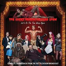 The Rocky Horror Picture Show - Complete TV Soundtrack - Various (NEW CD)