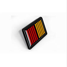 1Pc RALLIART Grill Front Grille Emblem Badge fit for Mitsubishi Lancer Evolution