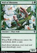 WALL OF BLOSSOMS X4 Commander Anthology Magic MTG MINT CARD