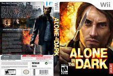 Brand New Nintendo Wii Game Alone In The Dark