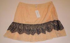NWT BCBG Women's Printed Skirt Size 6 Ret$78