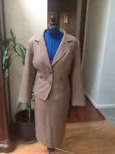 Blacker Woman size 14W Skirt Suit