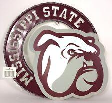 Mississippi State / BulldogsMetal Sign / Collegiate Licensed Item