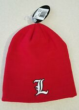 NWT Top of the World Adult LOUISVILLE CARDINALS Knit Cap WINTER Hat RED #150216