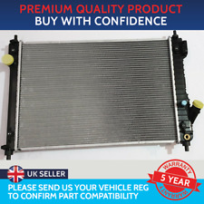 For 2009-2010 Chevrolet Aveo 1.6L 4 Cyl Auto//Manual Trans Radiator w// TOC