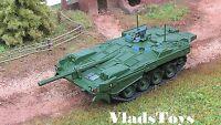 Eaglemoss 1:72 Bofors AB Stridsvagn 103B Tank Swedish Army EM-CV010
