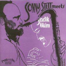 Sonny Stitt, Sonny S - Sonny Stitt Meets Sadik Hakim [New CD]