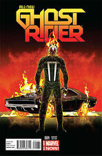 All New Ghost Rider # 1 Variant Cover 1:25  Robbie Reyers * NM  *