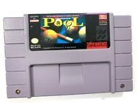 Championship Pool Super Nintendo SNES Game Tested + Working & Authentic!