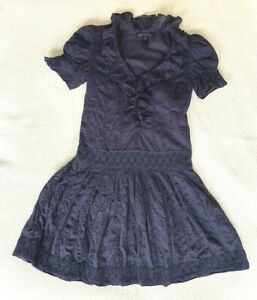 MARC BY MARC JACOBS Black Dress. Size XS. Good Condition.